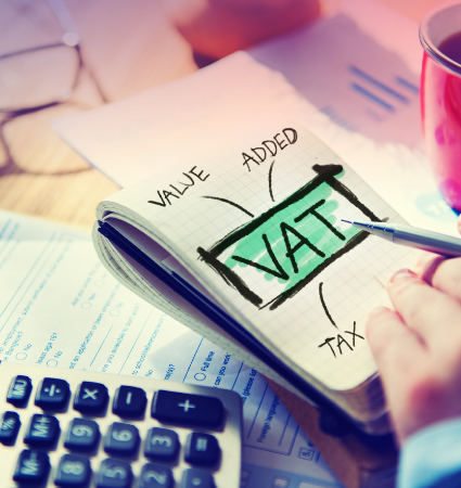 Registration for VAT | Shams Free Zone