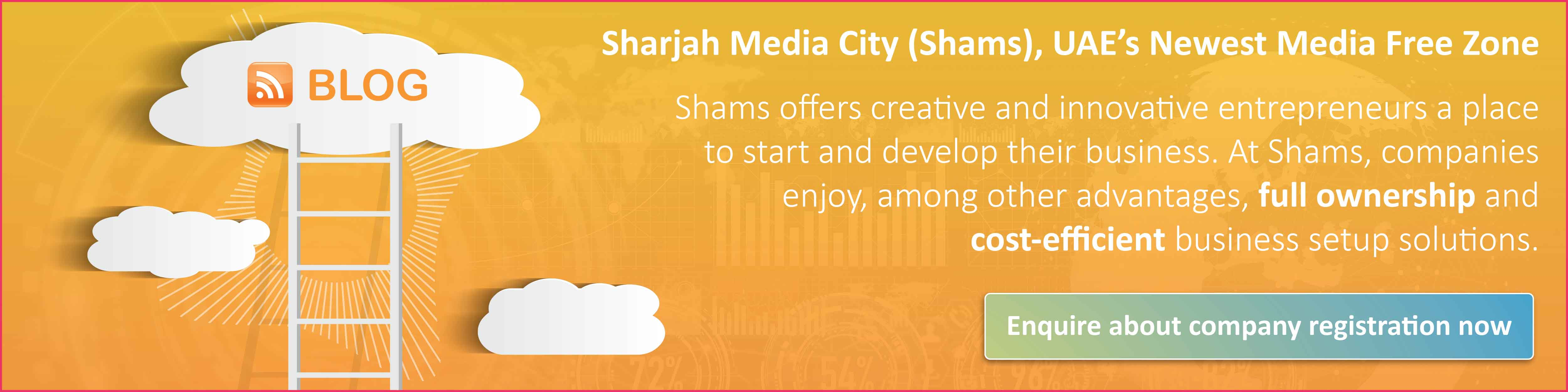 Contact Sharjah Media City (Shams)