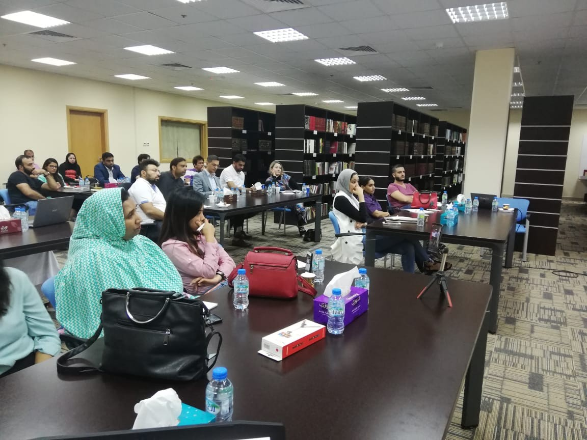 Shams Digital Marketing Workshop