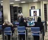 Shams Portrait Photography Workshop