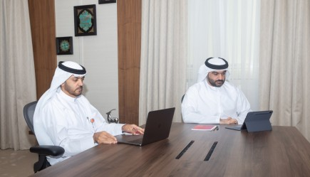 Ministry of Finance signs deal with Sharjah Media City on the exchange of information for tax purposes