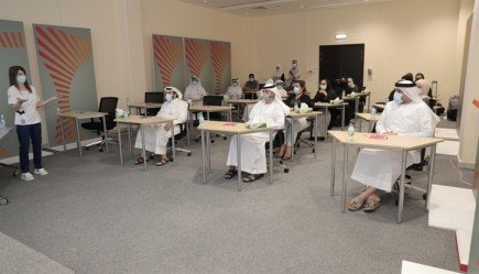 Shams organises health education and promotion workshop