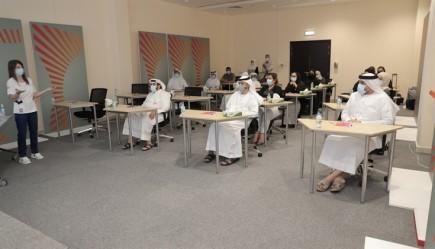Shams organises health education and promotion workshop
