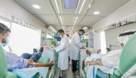 Sharjah Media City Brings Community Together in Blood Donation Campaign