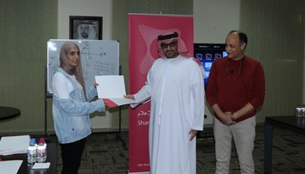 Sharjah Media City holds scriptwriting workshop