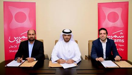 Sharjah Media City (Shams), ZOO Digital, and Olive Digital sign MoU to deliver world-class localisation and digital distribution solutions