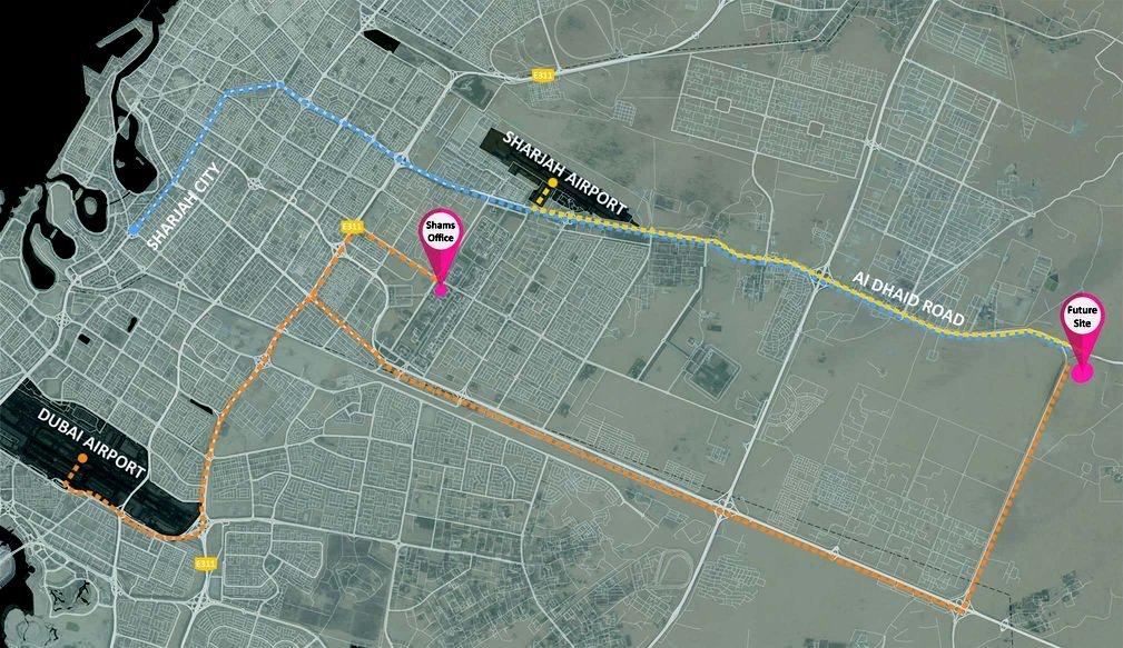 خريطة تفاعلية